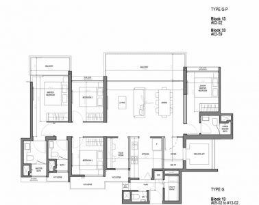 the-woodleigh-residences-floor-plan-4-bedroom-deluxe-type-g