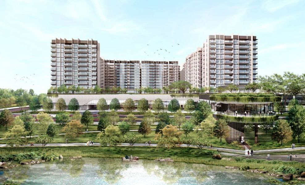 Seventy Units Sold At The Woodleigh Residences
