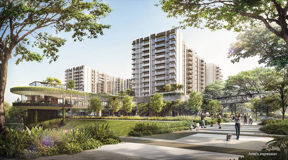 woodleigh residences heritage walk The, Rise Of Bidadari Condo In Singapore