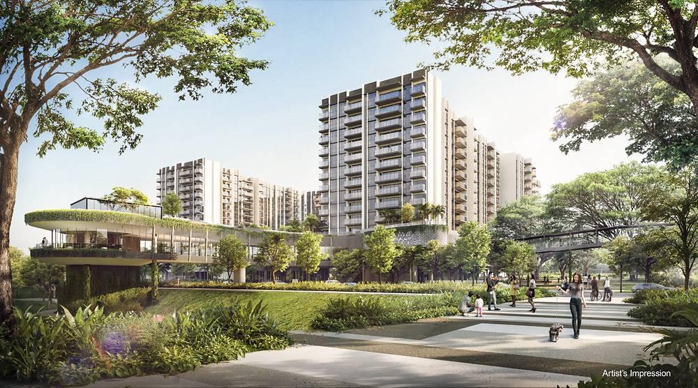 woodleigh residences heritage walk The, Rise Of Bidadari Condo In Singapore