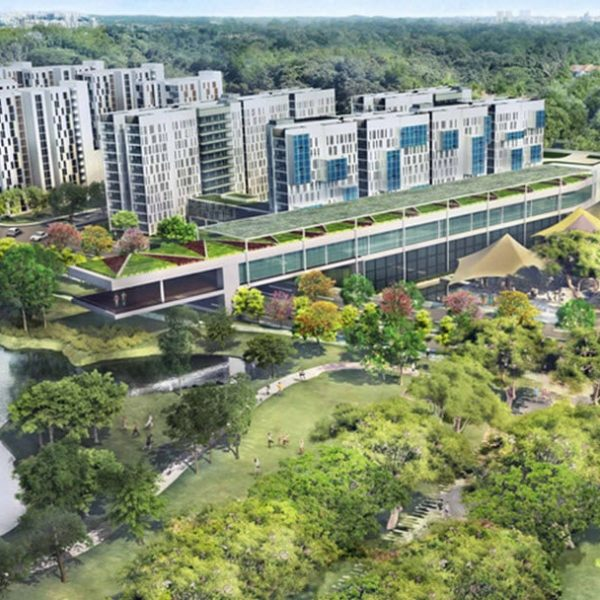 The Woodleigh Residences Bidadari Estate